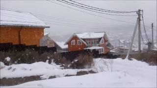 Погода каждый день Иркутск, Irkutsk, 07.01.2017, Снег, #mreporter