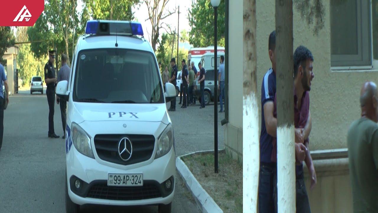 Şirvanda 40 yaşlı kişi qətlə yetirilib - AVTOBUSDA MÜBAHİSƏ ÜSTÜNDƏ