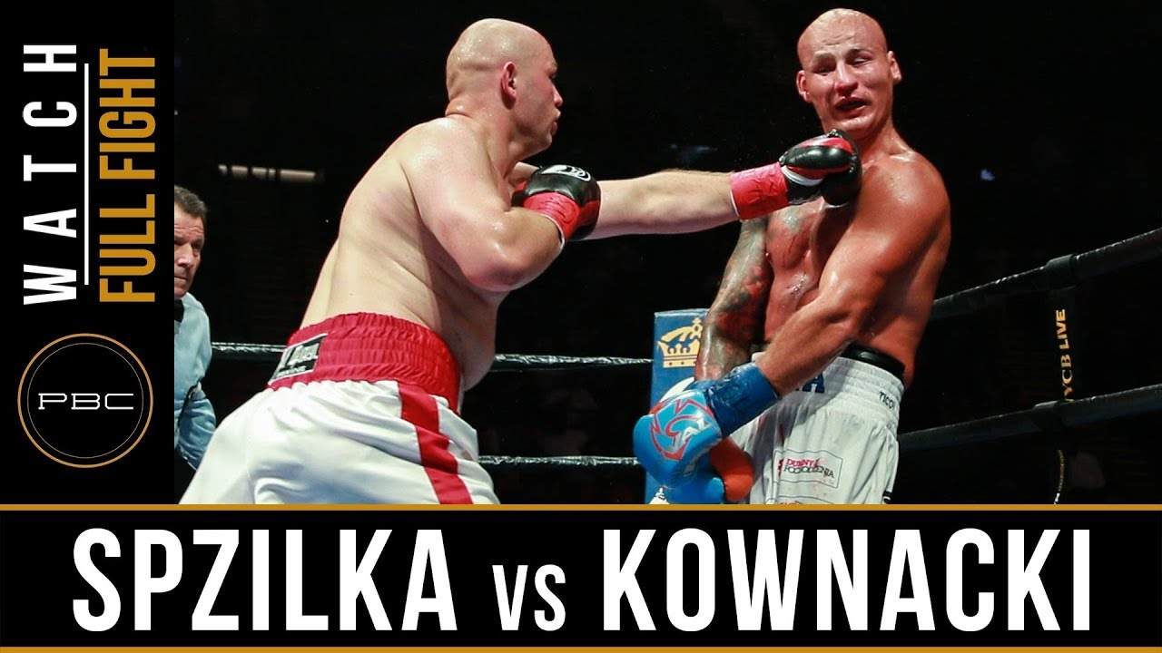 Szpilka vs Kownacki FULL FIGHT: July 15, 2017 - PBC on FOX