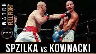 Szpilka vs Kownacki FULL FIGHT: July 15, 2017 - PBC on FOX