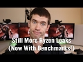 More AMD Ryzen Benchmarks and Prices Leak
