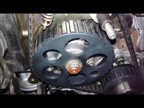 Timing Belt Isuzu 4zd1 Engine Youtube