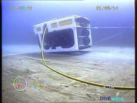 Dive Works 'Leopard' Work Class ROV