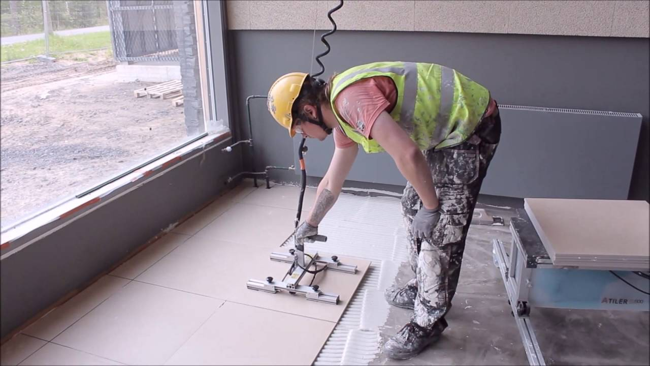 Atiler fl600 installing 600 x 600mm tiles youtube atiler fl600 installing 600 x 600mm tiles dailygadgetfo Gallery