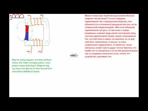 энергии и другая схема