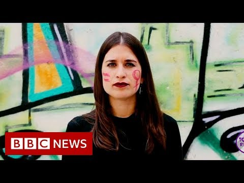 The sex attack that changed Spain - BBC News