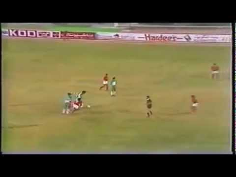Iraq against Iran (0-0), 1989