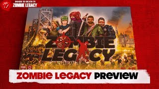 Zombie Legacy Preview Video