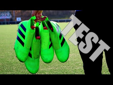 """Adidas ACE 16+ Purecontrol """"LACELESS"""" Test And Review"""