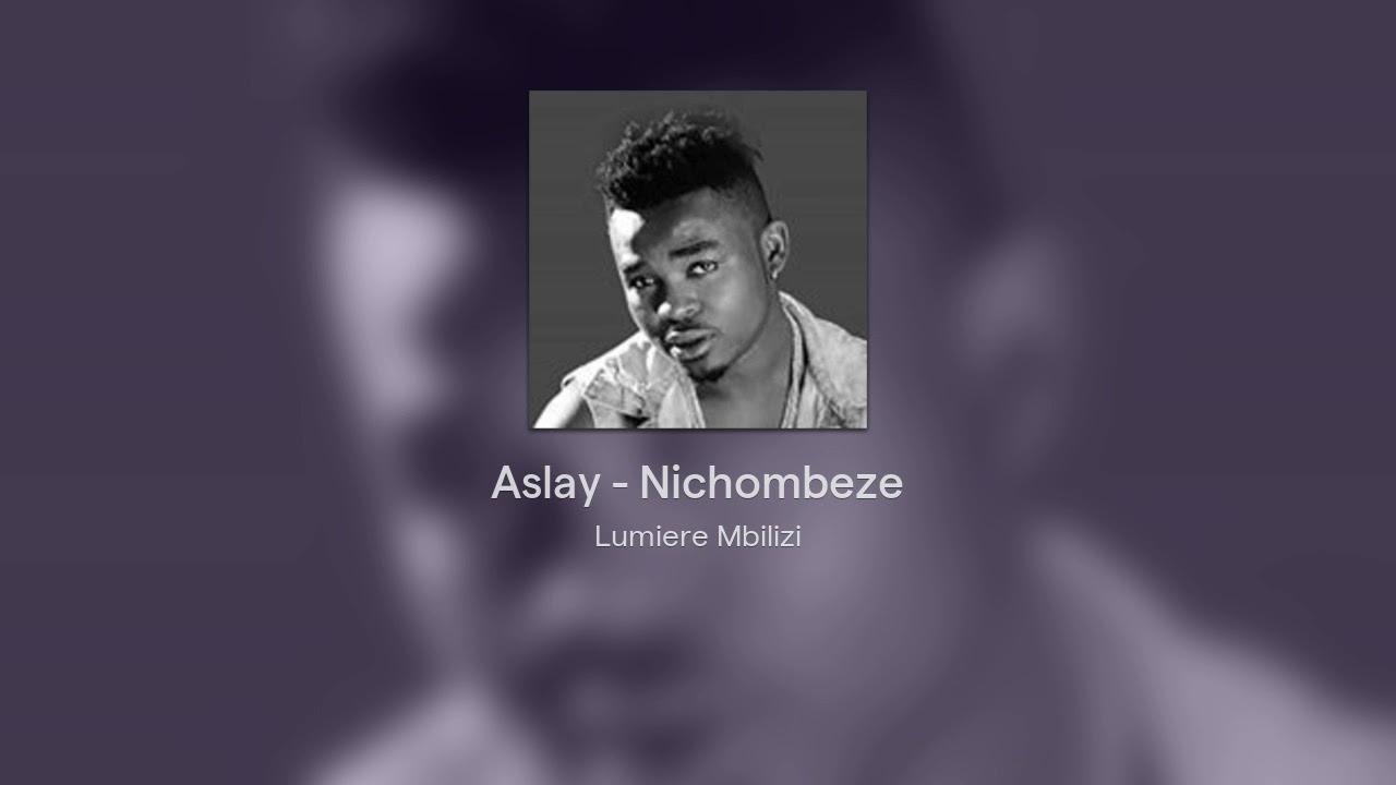 Kionjo cha wimbo mpya wa Aslay ( Nichombeze )