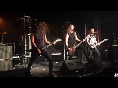 Insomnium - Live at the Alamo City Music Hall in San Antonio, Texas 9/19/17