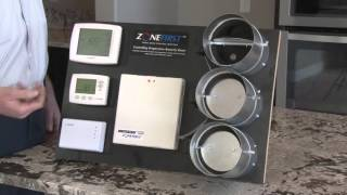 Zoning: How to precisely control temperature in different parts of your home
