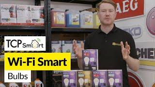 TCP Smart WiFi Bulbs