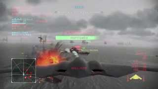 Ace Combat Infinity: B-2 10 Lv., MAGM 5 lv., NTDM, Part 2, MVP, Rank S