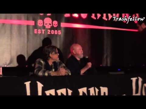 Weekend of Horrors 2014 Q&A with Scott Wilson & Jeff Kober The Walking Dead