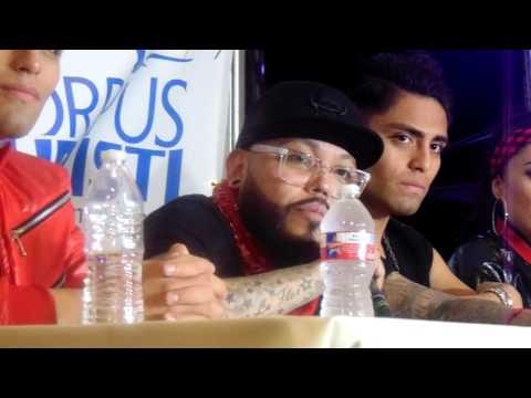 AB Interview Fiesta de la Flor 2017