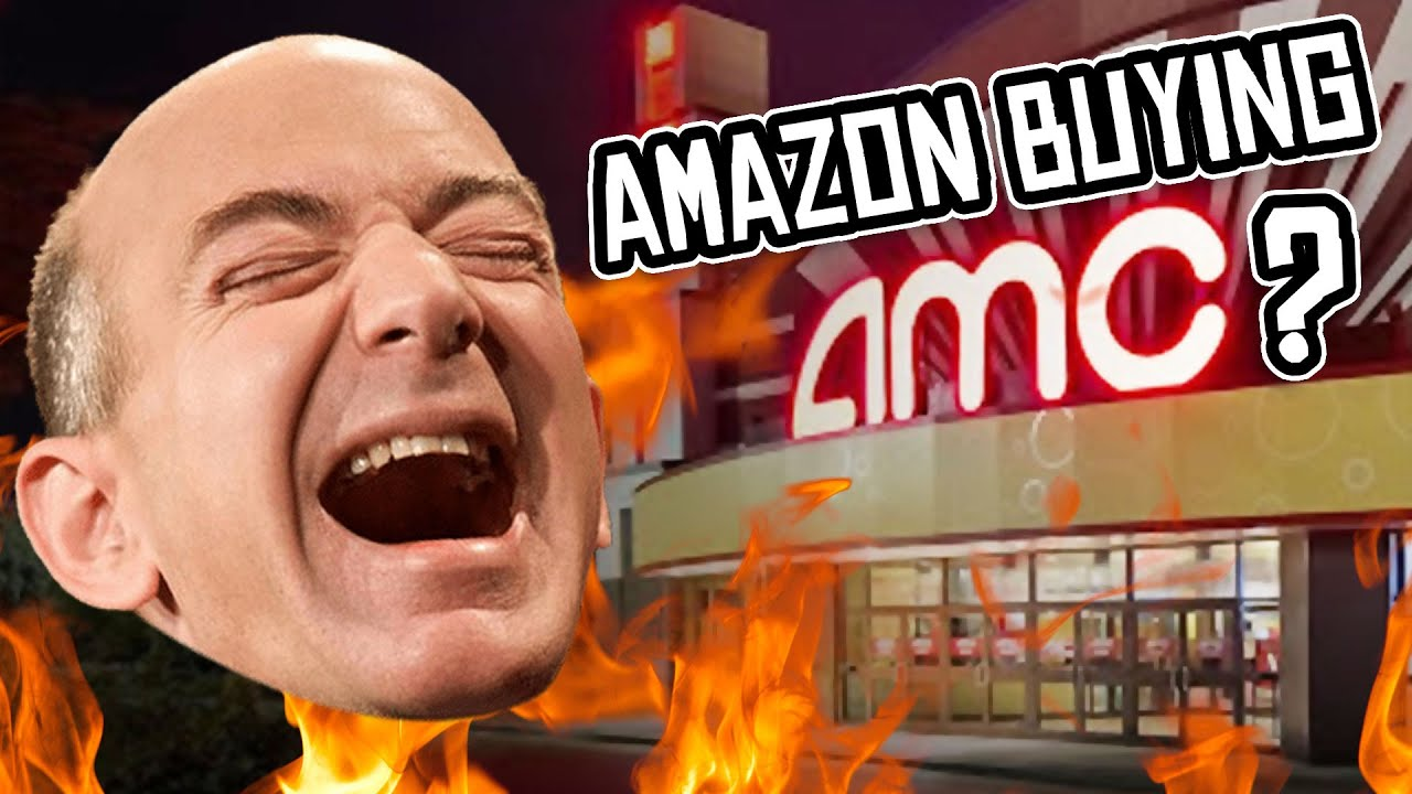 Amazon Buying AMC Theatres?! Quibi is a MASSIVE FAILURE!