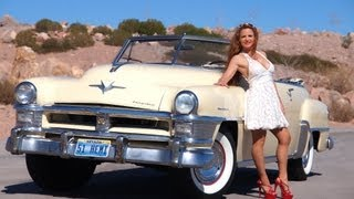 1951 Chrysler New Yorker Convertible -Test Drive - Viva Las Vegas Autos