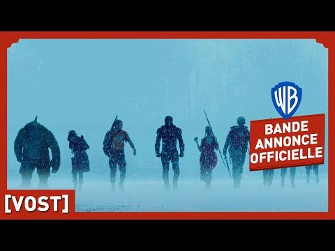 The Suicide Squad - Premières Images Exclusives du DC FanDome (VOST)
