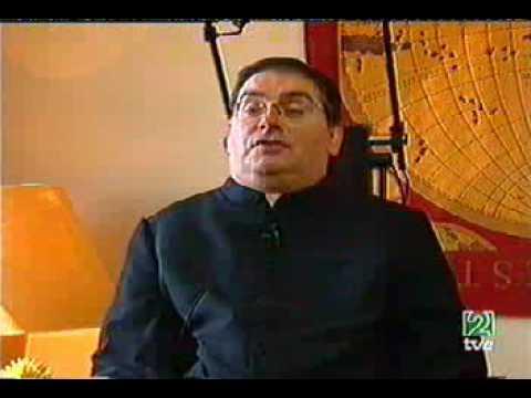 Ultimas Preguntas: entrevista a don Luis de Moya