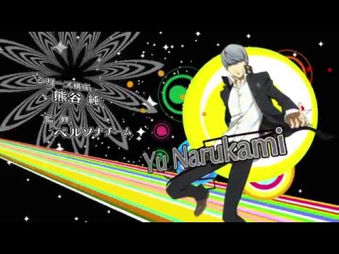 Next Chance to Move On - Persona 4 Golden the Animation Opening
