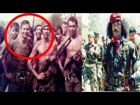 KESAKSIAN Beraninya Prabowo Pimpin Kopassus Di Medan Tempur