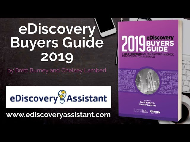 eDiscovery Assistant Video Review