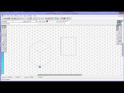 Techsoft 2D Design - Basics 1