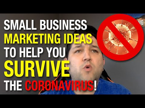 small-business-marketing-ideas-to-survive-coronavirus