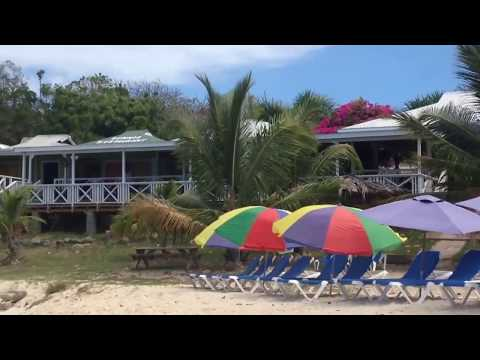 Ffryes beach Antigua (ep3) impara  l'italiano viaggiando by Anna Maria on Italki