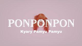 Japanese 8d Ponponpon Kyary Pamyu Pamyu