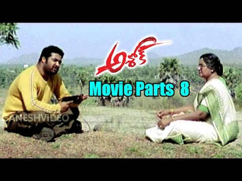 Ashok Movie Parts 8/14 - Jr. NTR, Sameera...