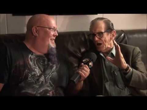 Joe Turkel  (The Shining/Blade Runner) Interview at the Mile High Horror Film Festival