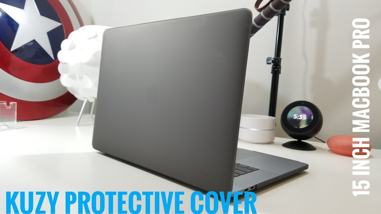 wholesale dealer 0775d b0209 Kuzy Protective Cover for the 2016/2017 15 inch Macbook Pro with Touchbar    Hands on and Quick Look!