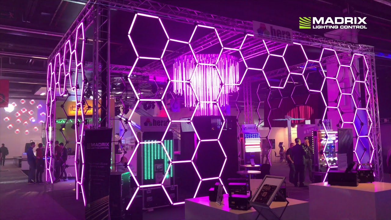 Madrix Hera Led Prolight Sound Frankfurt 2018