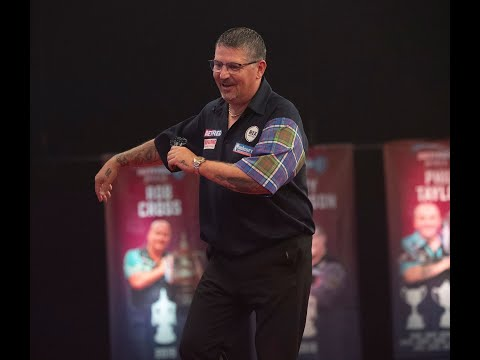 """Gary Anderson on reaching second World Matchplay final: """"I'm cheesed off with the way I've played"""""""