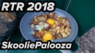SkooliePalooza 2018 / RTR 2018 (Ancient Native American Rock Carvings in Quartzsite AZ)