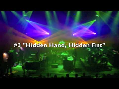 Best 5 STS9 songs video- #5 Oh Little Brain from album Peaceblaster