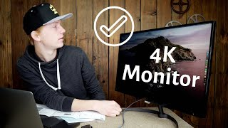 philips 4K 27 Inch Monitor - Unboxing and Review
