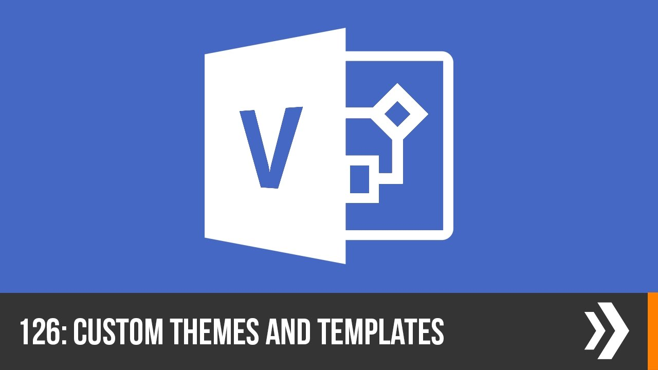 Using custom themes in visio everyday office 016 youtube malvernweather