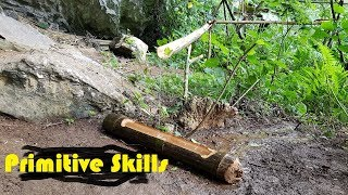 Primitive Technology: Daily drinking water