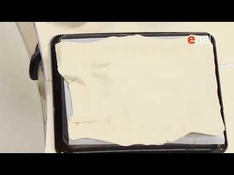 Как раскатать слоеное тесто мастер-класс от шеф-повара / Илья Лазерсон / Полезные советы