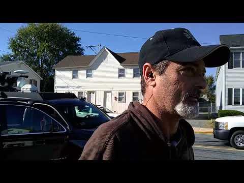 Maryland Shooting Suspect's Elkton, Maryland Neighbor (RAW)