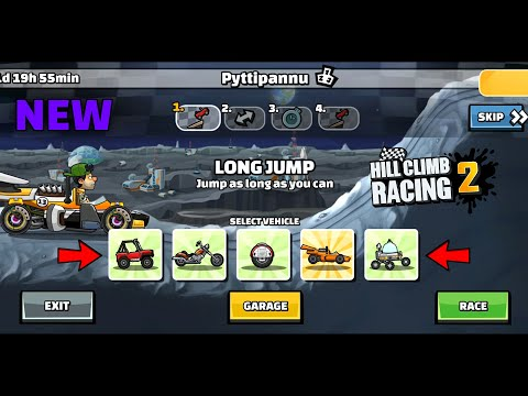 Hill Climb Racing 2 - 38226 Points In Pyttipannu Team Event
