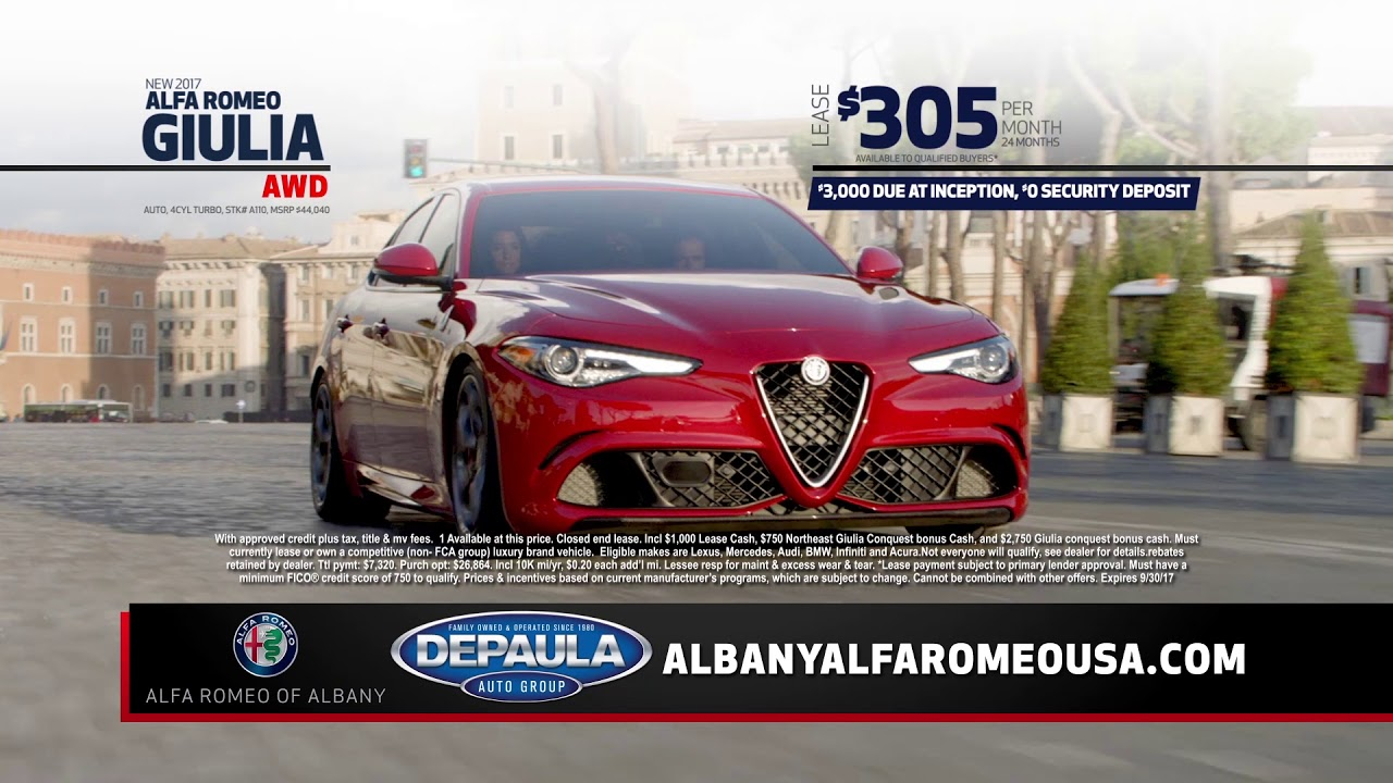 alfa romeo of albany youtube youtube