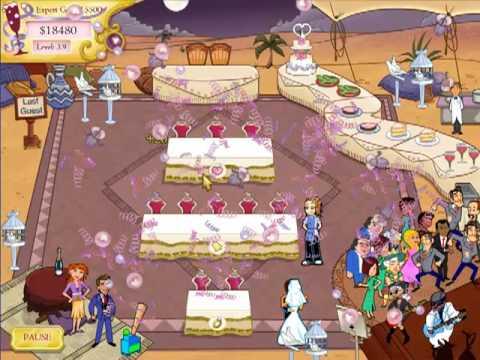 Wedding Dash 2 Level 3-9 & 3-10