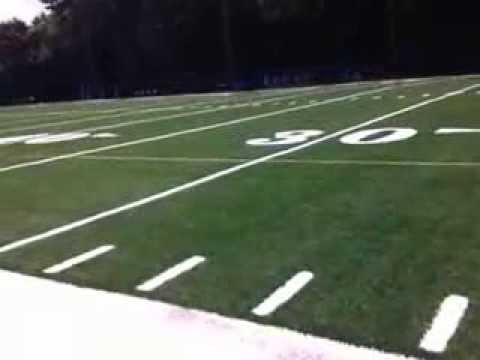 Unc football practice field