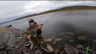 Рыбалка на Горной Реке (день первый)