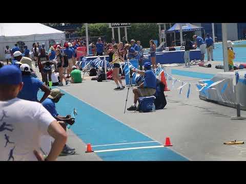 IHSA 3A Triple Jump Kyja Griggs