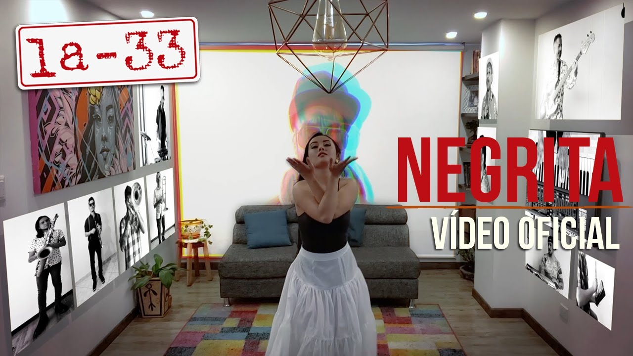 La-33 - Negrita - Video Oficial